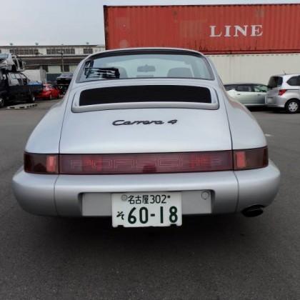 Twice Imported Porsche 911 Carrera 4