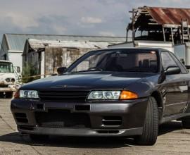 Nissan Skyline BNR32 GT-R AWD