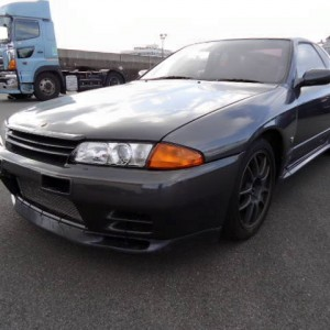 1989 Nissan Skyline GTR Lightly Modded in Ohio