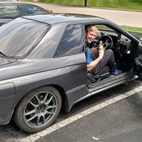 Our 1st local client gets his lightly modded 1989 GTR
